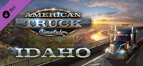 American Truck Simulator Idaho Free Download PC Game