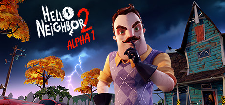 Hello Neighbor 2 Alpha 1 Free Download PC Game