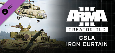 Arma Creator DLC CSLA Iron Curtain Free Download PC Game