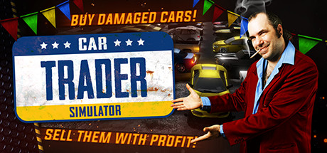 Car Trader Simulator Free Download PC Game