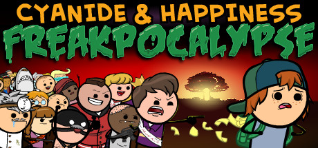 Cyanide & Happiness Freakpocalypse Free Download PC Game