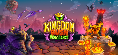 Kingdom Rush Vengeance Free Download PC Game