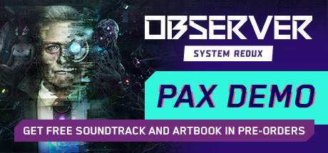 Observer System Redux Free Download PC Game