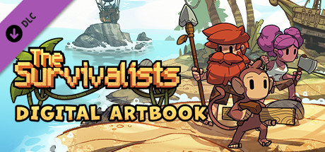 The Survivalists Digital Artbook Free Download PC Game