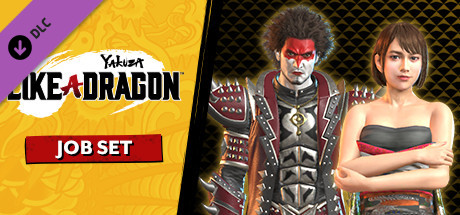 Yakuza Like a Dragon Job Set Free Download PC Game