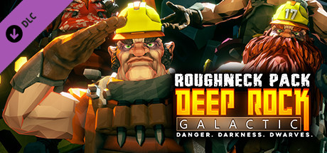 Deep Rock Galactic Roughneck Pack Free Download PC Game