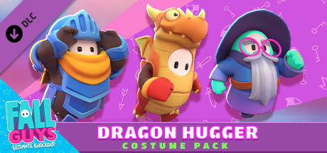 Fall Guys Dragon Hugger Pack Free Download PC Game