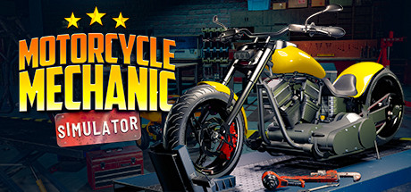 Motorcycle Mechanic Simulator 2021 Free Download PC Game