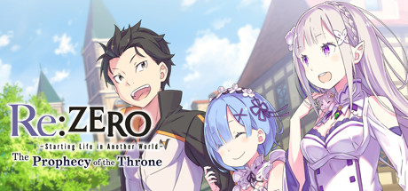 Re ZERO Starting Life in Another World The Prophecy of the Throne Free Download PC Game