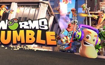 Worms Rumble Free Download PC Game