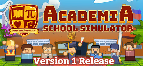 Academia School Simulator Free Download PC Game