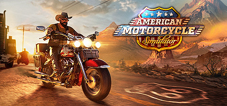 American Motorcycle Simulator Free Download PC Game