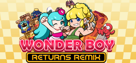 Wonder Boy Returns Remix Free Download PC Game