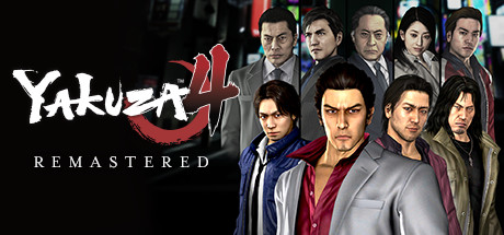 Yakuza 4 Remastered Free Download PC Game