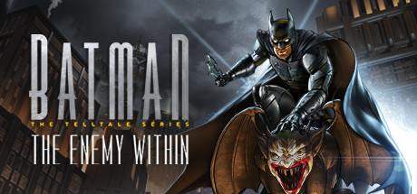 Batman The Enemy Within Free Download PC Game