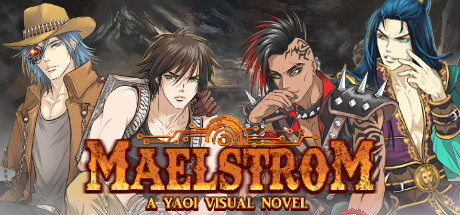 Maelstrom A Yaoi Visual Novel Free Download PC Game