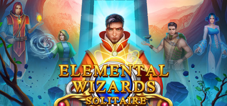 Solitaire Elemental Wizards Free Download PC Game