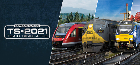 Train Simulator 2021 Free Download PC Game