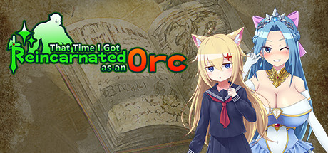 That Time I Got Reincarnated As An Orc Free Download PC Game